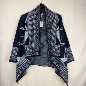 Women's Shawl Cardigan